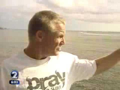 UFO over Honolulu TV news 2007