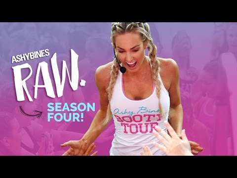 Ashy Bines RAW Season 4 Episode 1