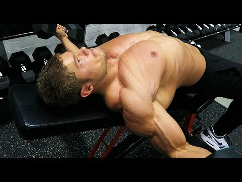 Snap Workout Back Chest Supersets