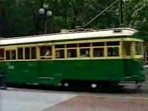 Downtown Seattle - Pioneer Square - Bus Tunnel - Streetcars