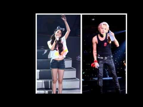 JI COUPLE (Jiyong+Jieun) Gd+ Iu By Someday Ost Dreamhigh
