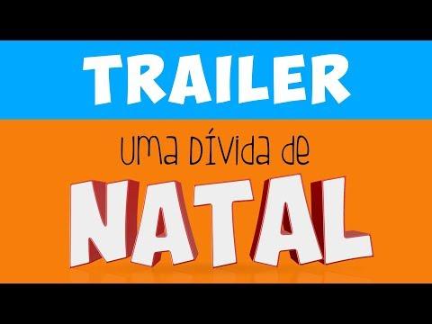 UMA DÍVIDA DE NATAL - TRAILER (Humor E Espiritismo)