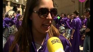 La Comarca.tv - Cese toque en Calanda