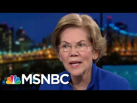 Warren: Trump Embodies The Corruption He Campaigned Against In 2016 | Rachel Maddow | MSNBC