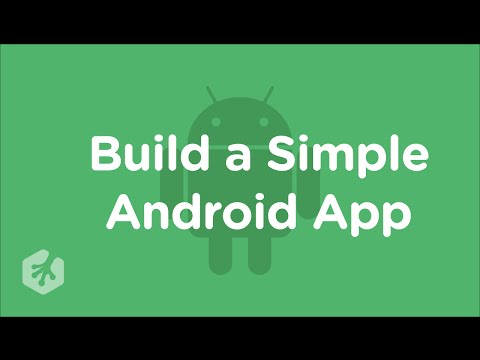 Build a Simple Android App with Treehouse from YouTube · Duration:  59 seconds