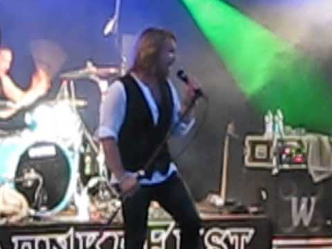 Brother Firetribe : Winner takes it all, Live at Lankafest 2014 in Puolanka Finland