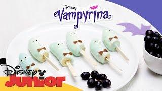 Vampyrina OPSKRIFT |  Demis bøhnaner 🍌- Disney Junior Danmark
