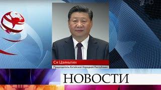 Зарубежные лидеры поздравляют Владимира Путина с переизбранием на пост президента России.