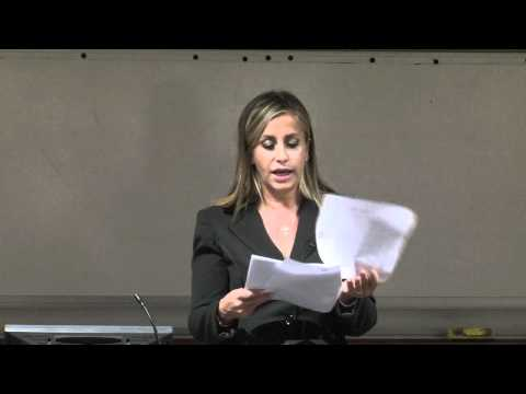 Catia Polidori Speaks About the Italian Economy and Foreign Trade Model