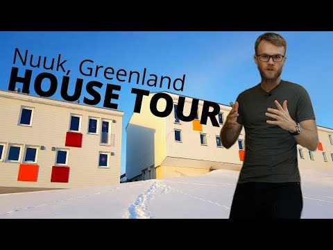 Inside A $350.000 Townhouse In Nuuk, Greenland