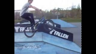 Pavel Novy - 8 months bmx edit