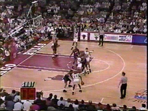 Bulls vs Suns 1993 Finals - Game 5, Michael Jordan 41 points