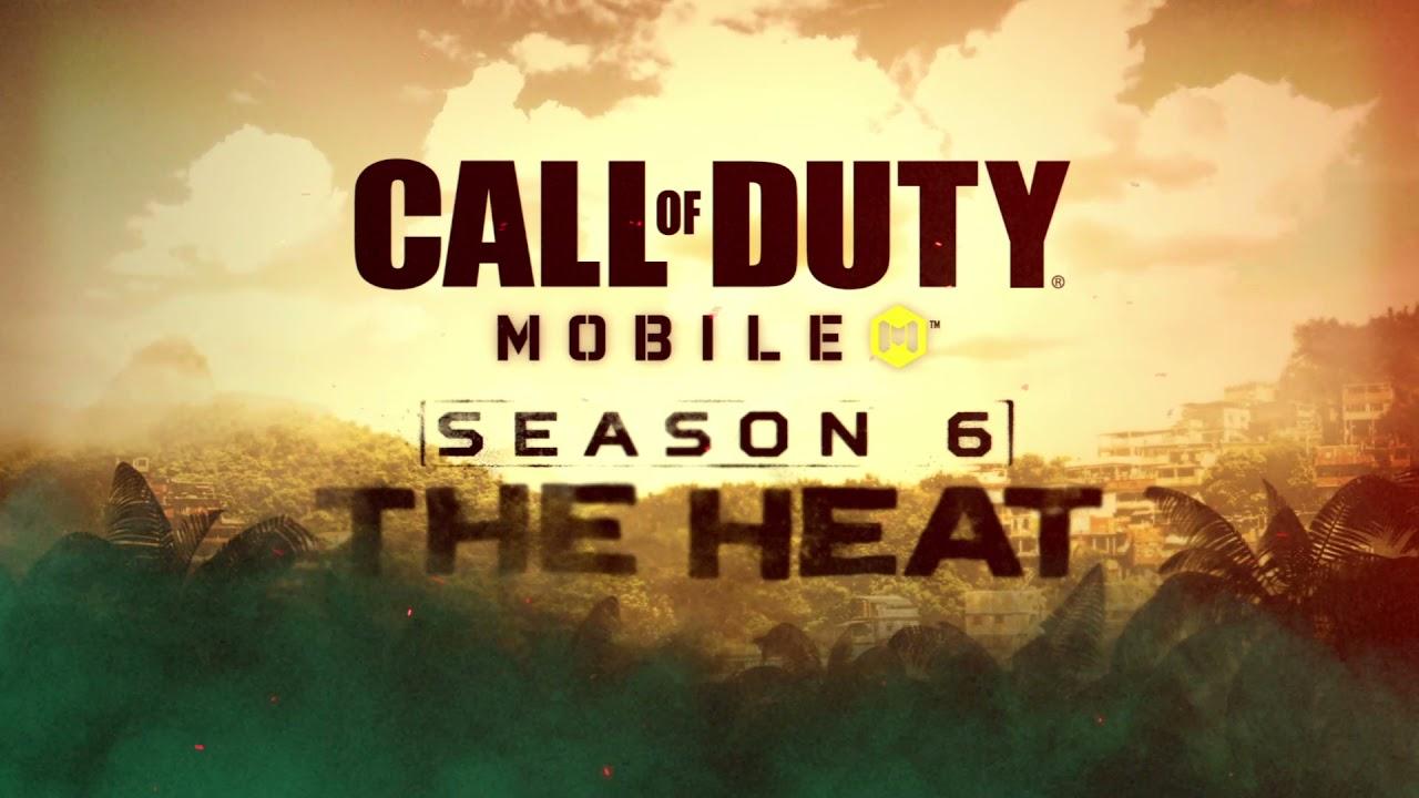 Season 6: The Heat   Call of Duty: Mobile - Garena