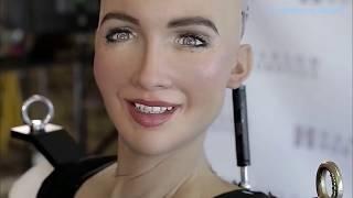 Sophia - Trí thông minh nhân tạo - Công dân robot đầu tiên trên thế giới