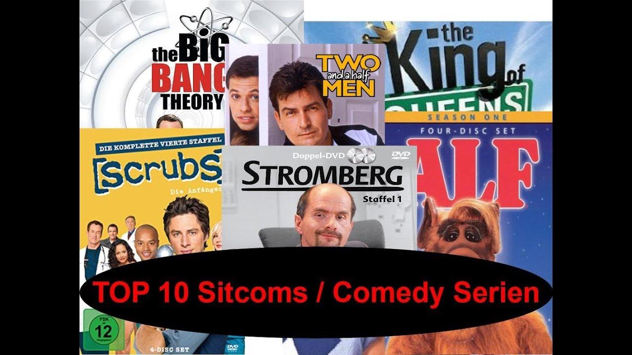 Top Comedy Serien