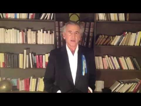 French philosopher Bernard-Henri Levy: Ukraine is the beating heart of Europe