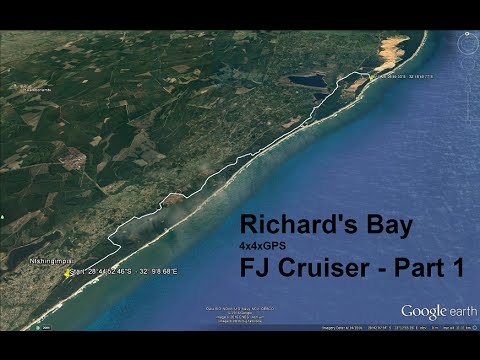 Richard's Bay 4x4 Part 1 of 3