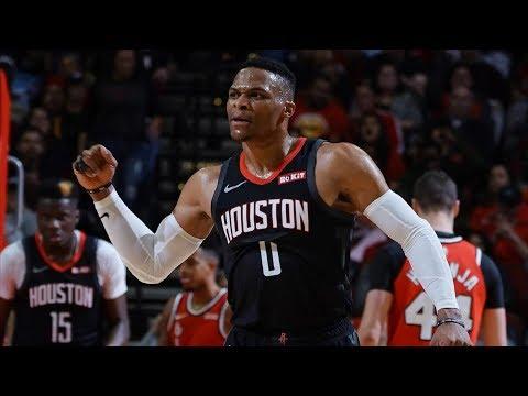 Rockets 8 Game Win Streak! Westbrook Triple Double! 2019-20 NBA Season