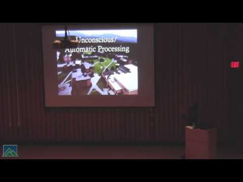 """Lecture: Simon Howard, """"Mind Your Bias: The Roots, Causes and Consequences of Implicit Bias"""""""