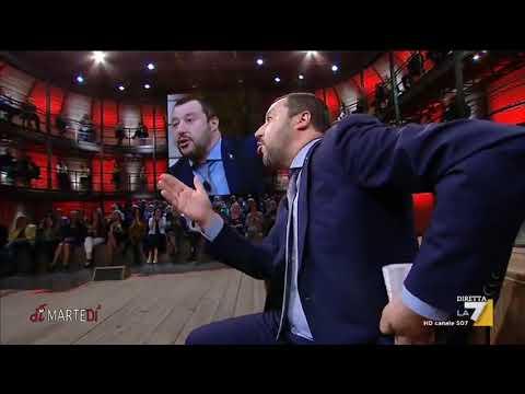 Matteo Salvini (Lega): 'Mi sembra che i 5 Stelle usino Berlusconi come scusa per non andare al ...
