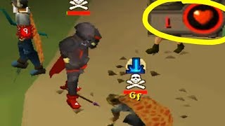 First Time PKing in PvP, and THIS Happens...