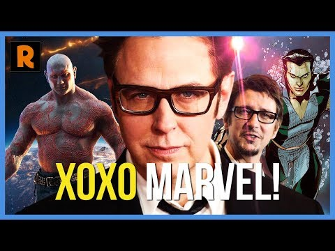 Play JAMES GUNN VOLTOU E A INTERNET EXPLODIU!