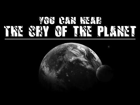 You Can Hear the Cry of the Planet (1 Hour) - Lowered Pitch