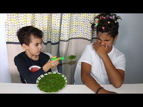 Sami pretend play being a nanny, funny videos for kids, les boys tv