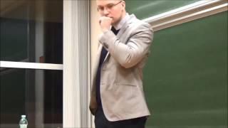 Ronald Coase i ekonomia kosztów transakcyjnych – Karol Zdybel - KASE Kraków