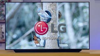 Unboxing – LG Smart TV OLED C9