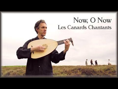 John Dowland | Now, O Now | Lute Song by Les Canards Chantants