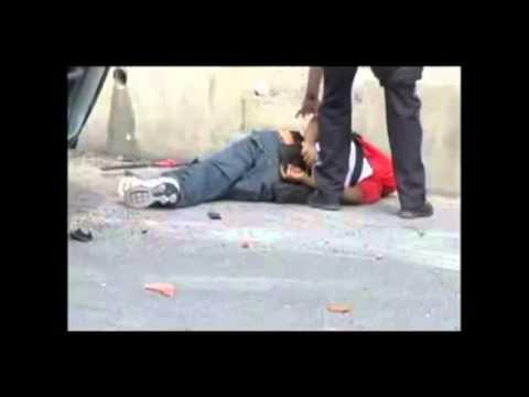 Matan a 4 Sicarios tras persecucion en Guadalupe, Nuevo Leon