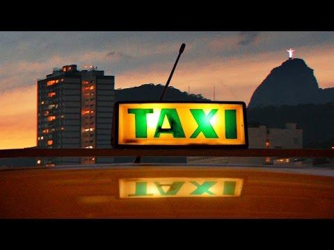 Taxi In Rio De Janeiro - HD (English Subtitled)