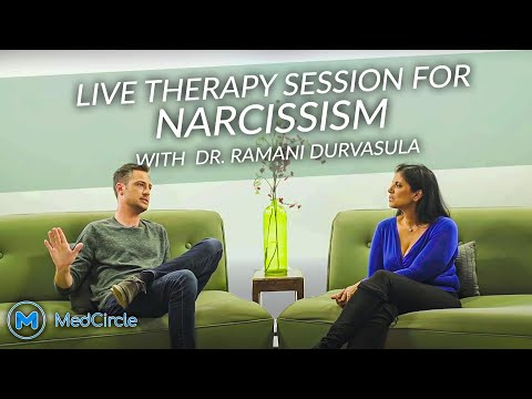 Watch a LIVE Therapy Session for Narcissism: Is Kyle a Narcissist?   MedCircle x Dr. Ramani