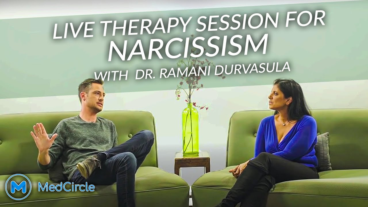 How a Narcissist Is Diagnosed: Live Therapy Session with Dr. Ramani