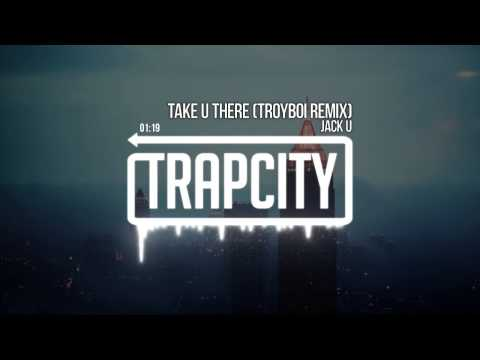 Jack Ü - Take Ü There (feat. Kiesza) (TroyBoi Remix)