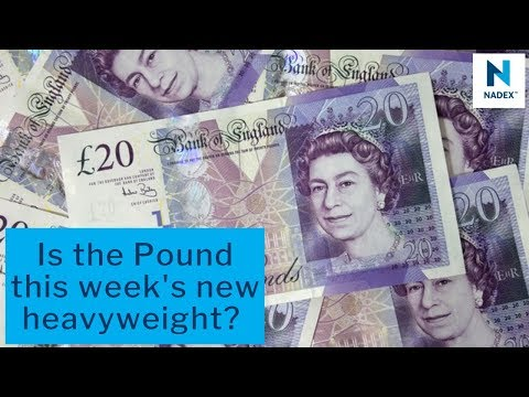 Is the Pound this week's new heavyweight?