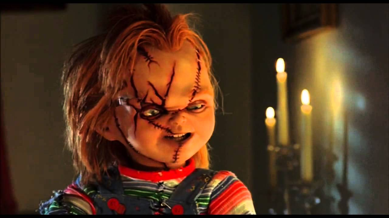 Seed Of Chucky Voice Over I Am The Killer Doll Youtube
