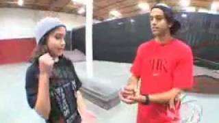 p rod vs lil will game of skate