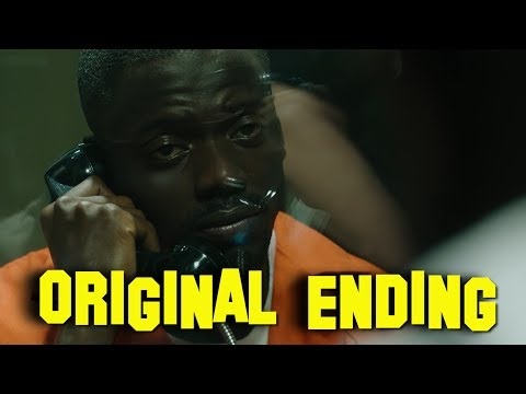 Thumbnail: Get Out ALTERNATE ENDING Explained