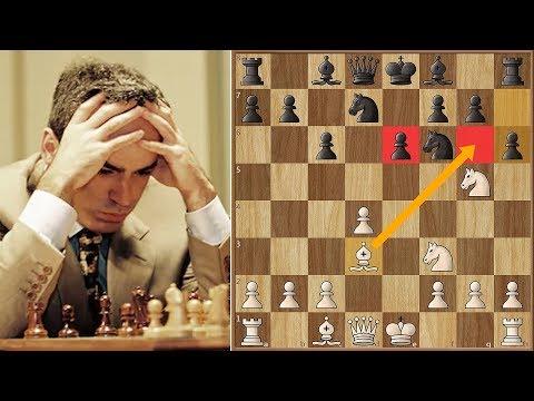 Deep Blue Dismantles Garry Kasparov in 19 Moves (Game 6, 1997)