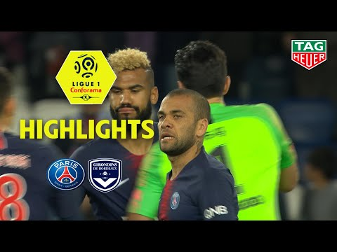 Paris Saint-Germain - Girondins de Bordeaux (1-0) - Highlights - (PARIS - GdB) / 2018-19