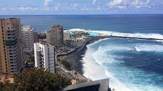 Spanien Teneriffa Puerto de La Cruz 2018