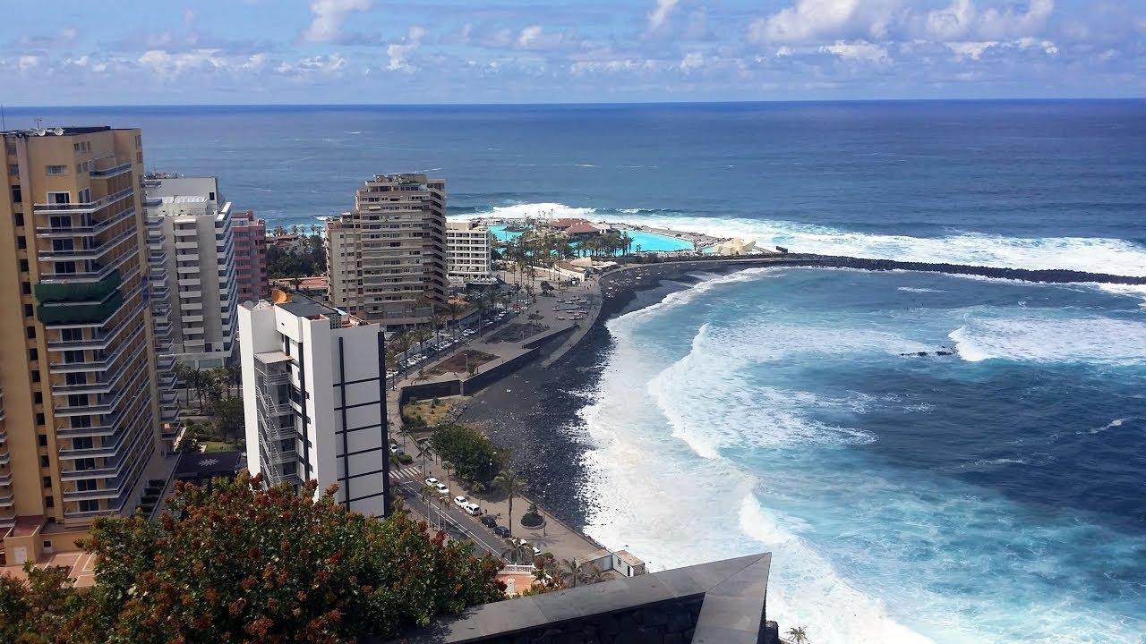 Puerto De La Cruz Video