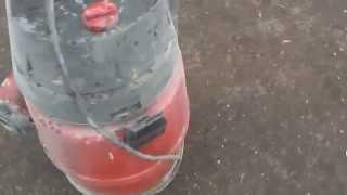 Mini - bir vakuum mulohaza tozalovchi Hilti TDA - VKA 40
