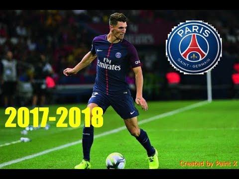 Thomas Meunier Goals/Skills/Assists 2017-2018