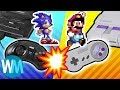 Top 10 Console War Winners!