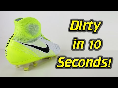Nike Magista Obra 2 (Motion Blur Pack) - One Take Review + On Feet