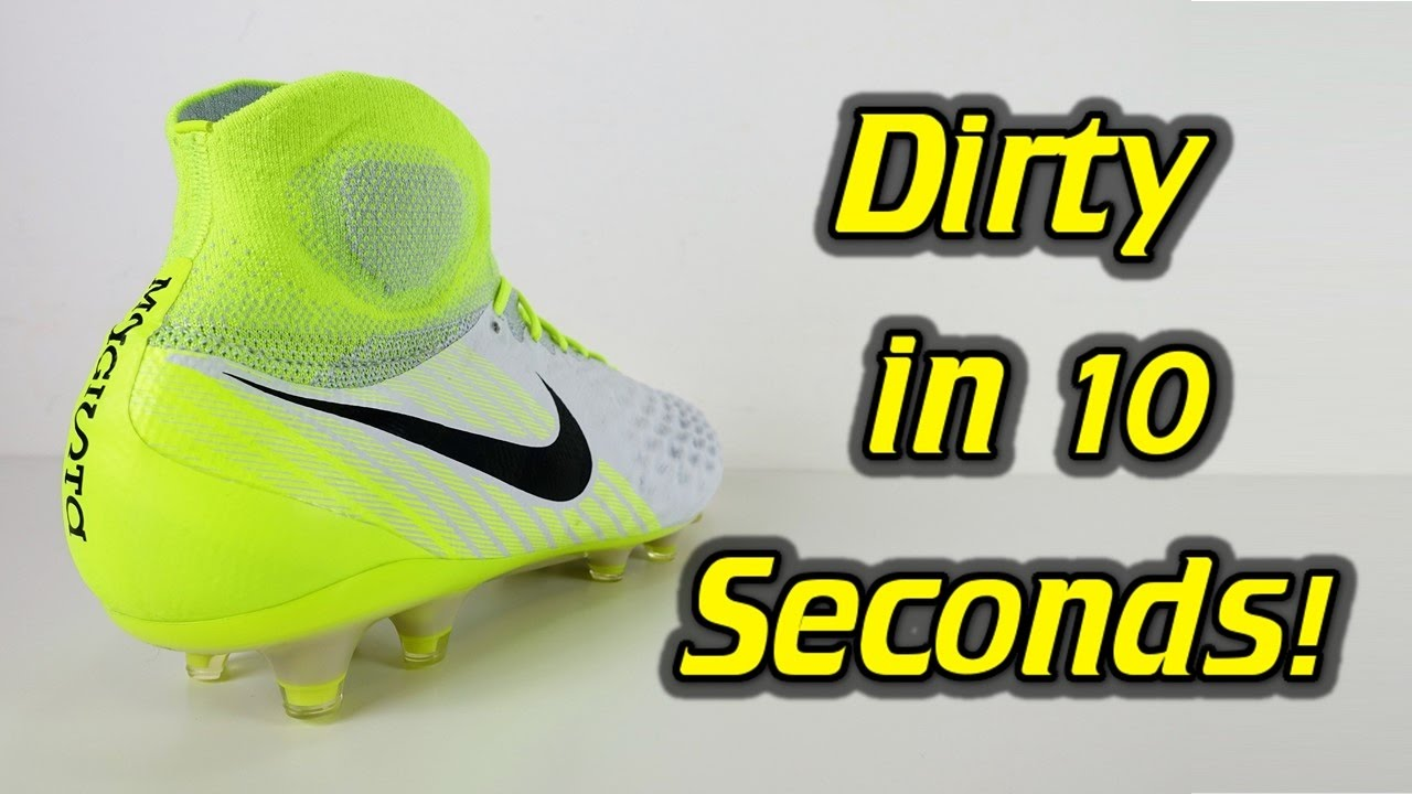 3f44d9fdc Nike Magista Obra 2 (Motion Blur Pack) - One Take Review + On Feet ...