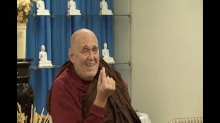 Talk on Depression (With Chinese Subtitles) Bhante Vimalaramsi